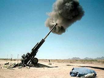 Талибы обстреляли из гаубиц позиции итальянского контингента