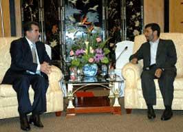 Рахмон: Иран — естественный стратегический партнер Таджикистана