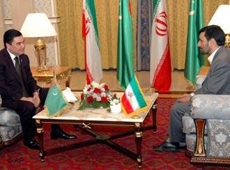 Иран ищет союзников в Центральной Азии