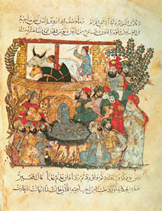 Арабская средневековая математика и поэзия