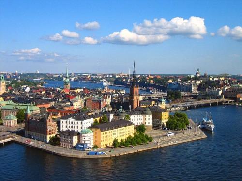 В Стокгольме совершено нападение на саудовское посольство