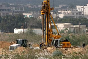 Израиль отгораживается стеной от Египта