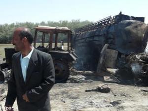 Министр обороны ФРГ против компенсации пострадавшим афганцам