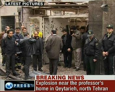В результате теракта убит иранский физик-ядерщик