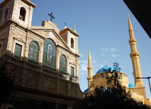 Многоликий Бейрут
