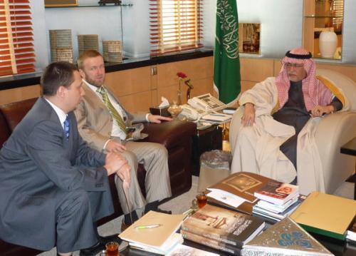 Саудовский министр – об особом значении России в мире