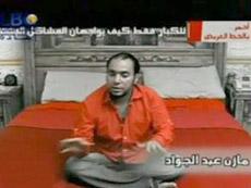 По ливанскому каналу Мазен Абдул Джавад рассказывает о своих похотливых похождениях