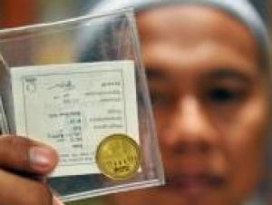 Хозяин аптеки Сабени предпочитает рассчитываться золотыми динарами