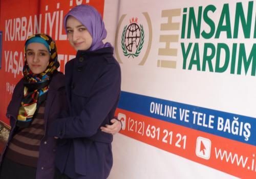 Россияне знакомятся с опытом благотворительной  деятельности в Турции