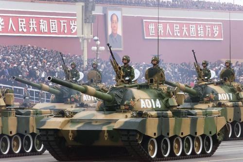 Китай демонстрирует независимость внешней политики