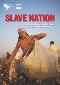Британские правозащитники выпустили доклад о рабском труде узбеков