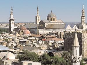 Дамаск. Центральная часть города