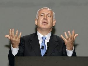 Израильский глава Беньямин Нетаньяху