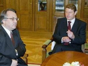 Экс-глава госбезопасности Литвы, разрешивший тайные тюрьмы ЦРУ, жалуется на бедность