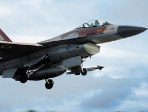 В небе над Венгрией замечены израильские самолеты-разведчики