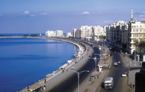 Туристической столицей арабского мира стала Александрия