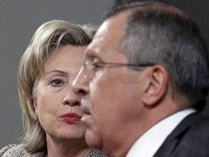 Сергей Лавров и Хиллари Клинтон: У России и США обнаружились разногласия по Ирану