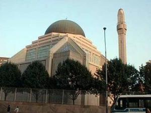 Одна из мечетей Нью-Йорка
