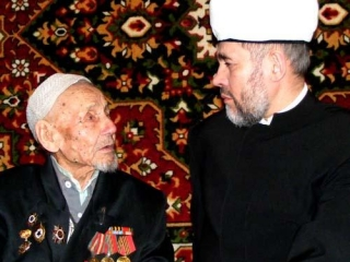 Тюменский ветеран, бравший Берлин, ждет праправнука