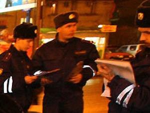 Пост милиции в Москве обстрелял милиционер
