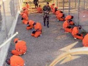 Трое заключенных Гуантанамо направлены в Грузию