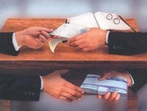 Средний размер взятки в России вырос за год в 2,5 раза