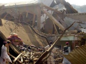 Авиаудары унесли жизни десятков пакистанцев