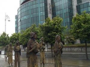 Ирландцы поблагодарили Османский халифат за гуманитарную помощь, оказанную 160 лет назад