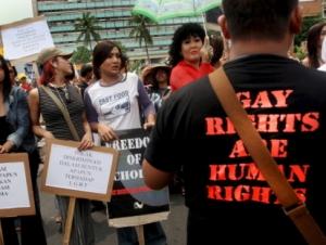Мусульмане Индонезии разогнали конференцию содомитов