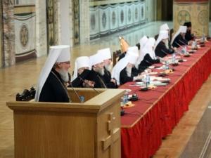 На соборах РПЦ наряду с духовными обсуждаются и политические вопросы