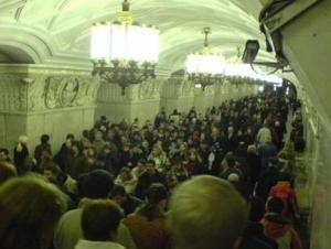 Два взрыва прогремели в московском метро, десятки погибших