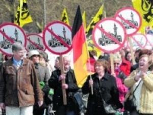 Правые Европы объединяются против минаретов