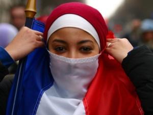 В Бельгии за ношение никаба  лишат свободы, за хиджаб — работы