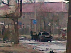 На месте взрывов в Кизляре