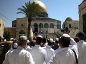 Еврейские активисты призывают занять Аль-Аксу
