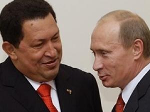 В.Путин встретится с У.Чавесом и Э.Моралесом