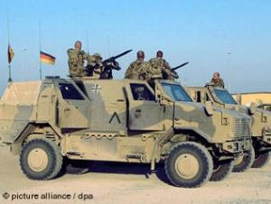 В Афганистане убиты три немецких солдата