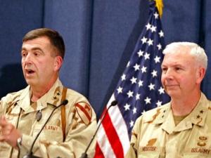 США перебрасывают войска из Ирака в Афганистан