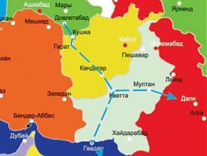 ООН поддерживает строительство газопровода Туркмения — Афганистан — Пакистан — Индия