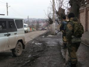 Два взрыва прогремели у ГОВД Карабулака. Есть жертвы.