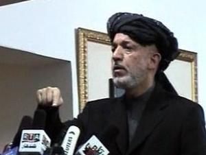 """Карзай угрожает вступить в ряды """"Талибана"""""""