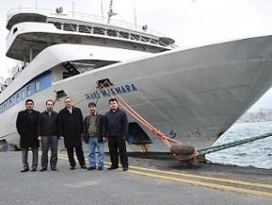 Морской гуманитарный караван отправится из Стамбула в Газу