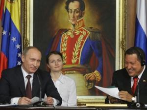 Путин: Объем заказов Венесуэлы на продукцию ВПК РФ превысит $5 млрд