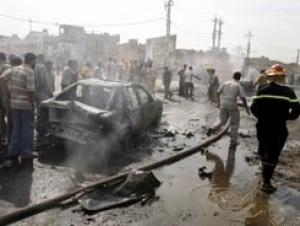 В столице Ирака прогремели 8 взрывов