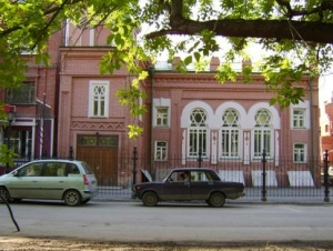 Тюменская синагога