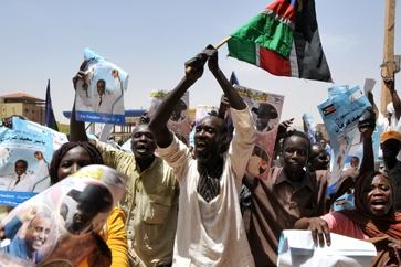 Жителей Южного Судана учат голосовать