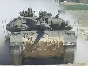 Израильские военные вторглись на север Газы