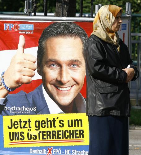 Большинство жителей Австрии видят в исламе угрозу — социологи