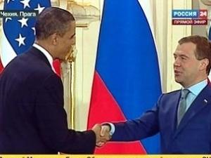 Дмитрий Медведев и Барака Обама подписали новое соглашение о СНВ