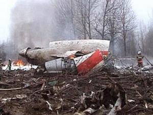Объявлен список должностных лиц, находившихся на борту разбившего самолета президента Польши Леха Качинского